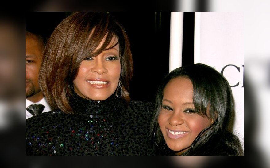 W. Houston ir Bobbi Kristina