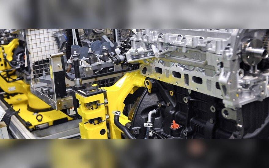"""""""Renault-Nissan"""" į variklių gamybą investuos 230 mln. eurų"""