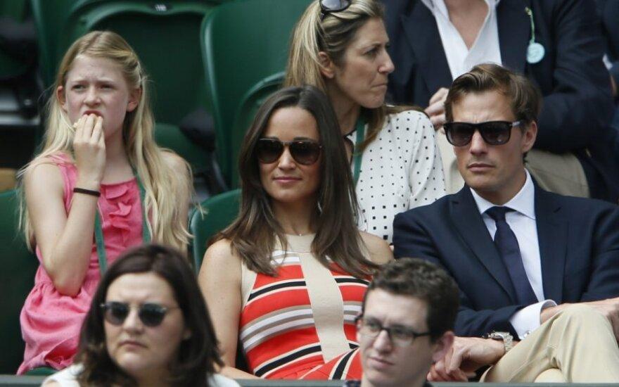 Pippa Middleton ir Nickas Jacksonas
