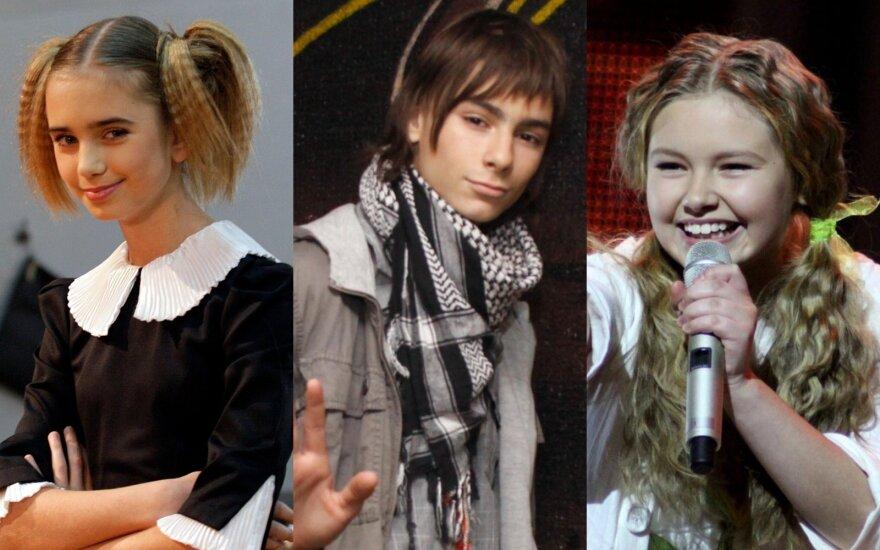 Eglė Jurgaitytė, Nojus Bartaška, Paulina Skrabytė