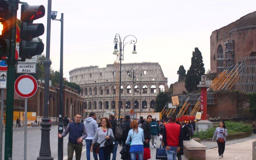 Buvau Romoje: ką pamatyti, kur nueiti ir nelikti apgautam