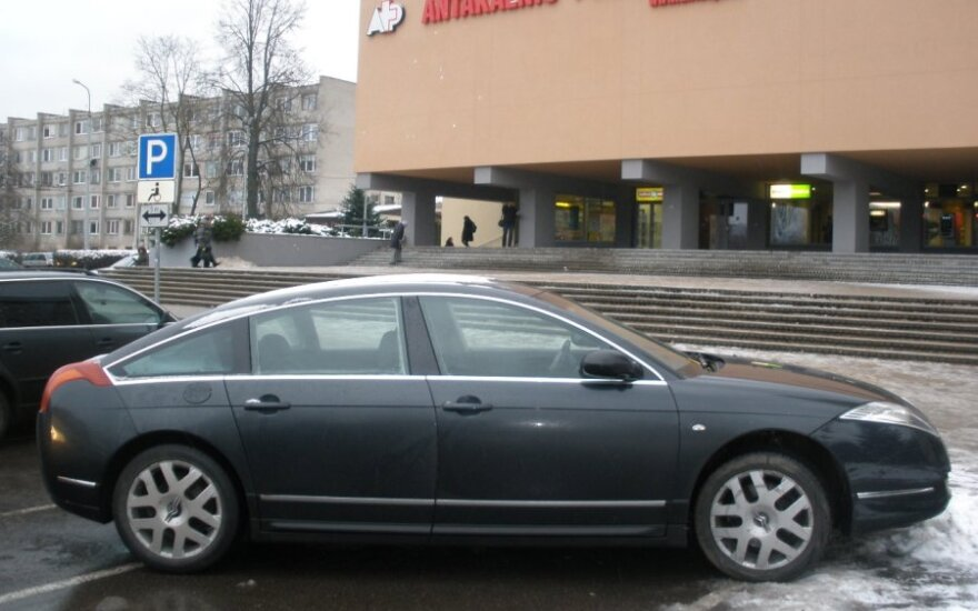 Vilniuje, Antakalnio g. 2012-12-06