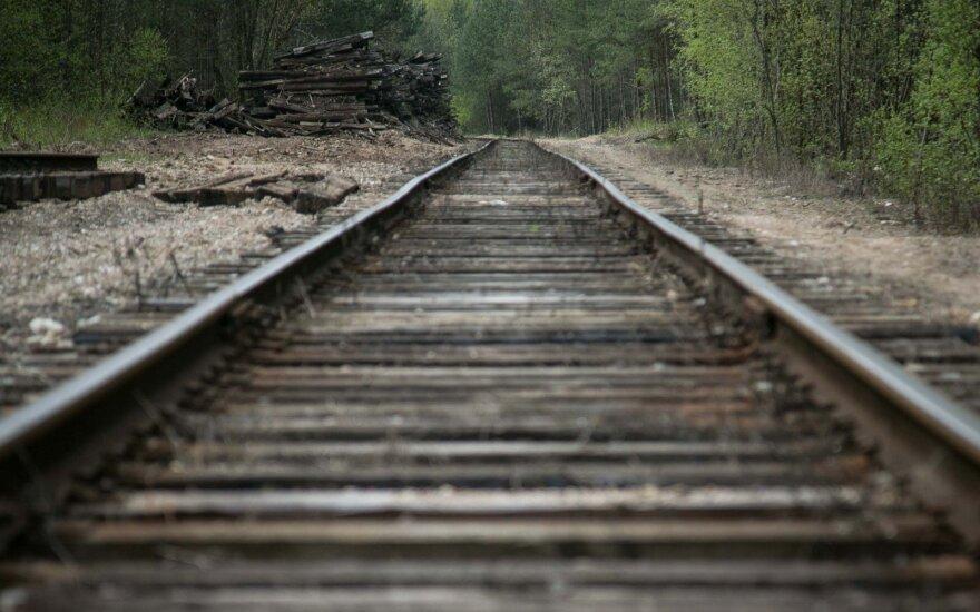 """Verslininkas Udovickis nori tiesiogiai valdyti """"Gargždų geležinkelį"""""""