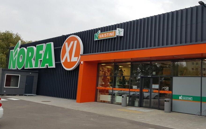 """Marijampolėje atidaroma nauja """"Norfa"""" parduotuvė"""