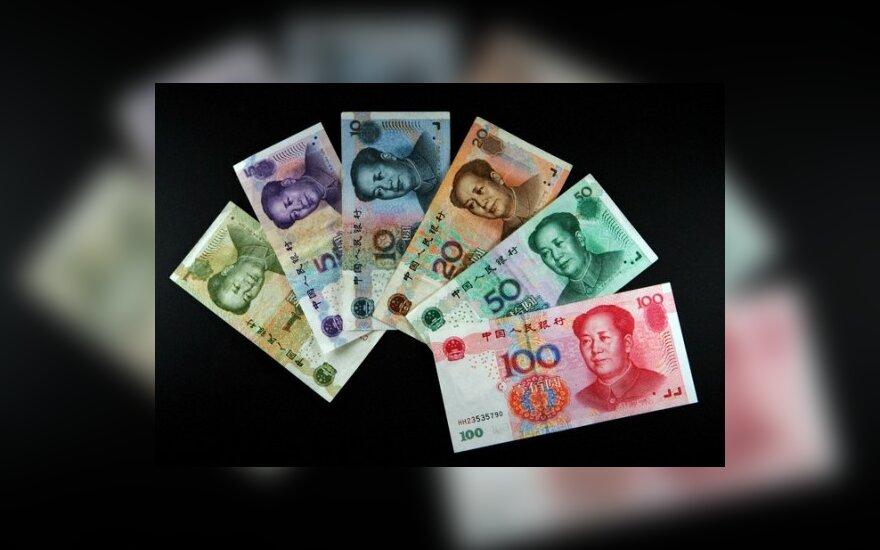 2020 m. Kinijos ekonomika gali tapti stipriausia pasaulyje