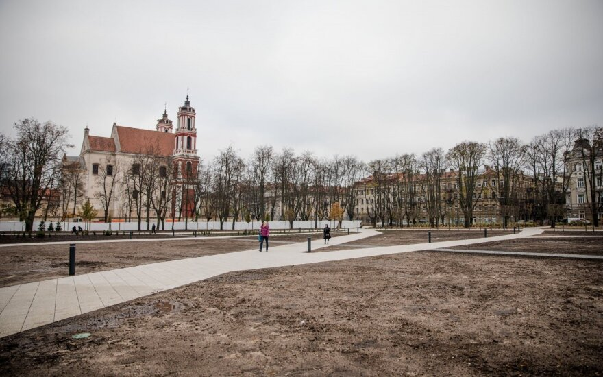 Skvernelis: lėšų Lukiškių memorialui nebus, kol savivaldybė nesutvarkys dokumentų