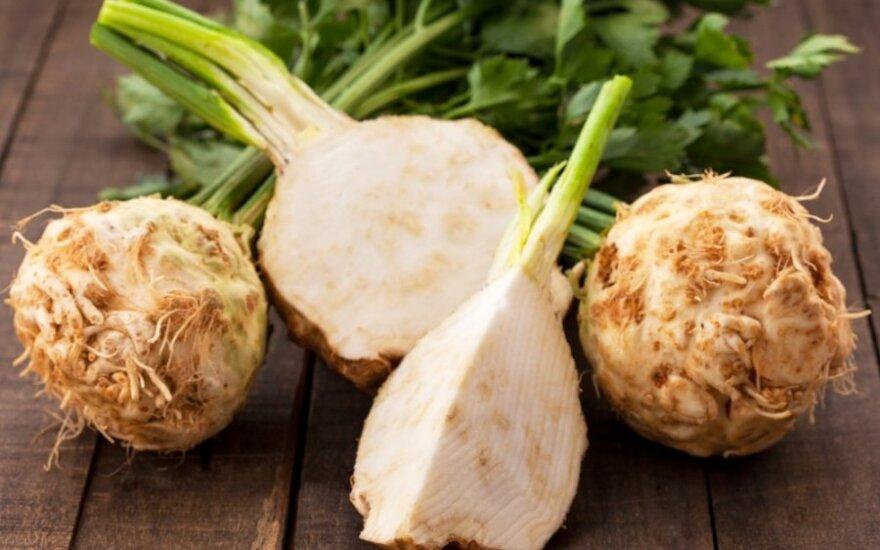 Iš naujo atrasta daržovė: valo inkstus, skaido riebalus