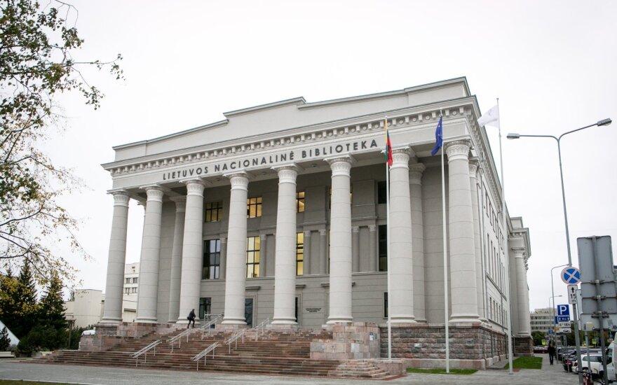Vilniaus žydų viešoji biblioteka taps Nacionalinės bibliotekos dalimi
