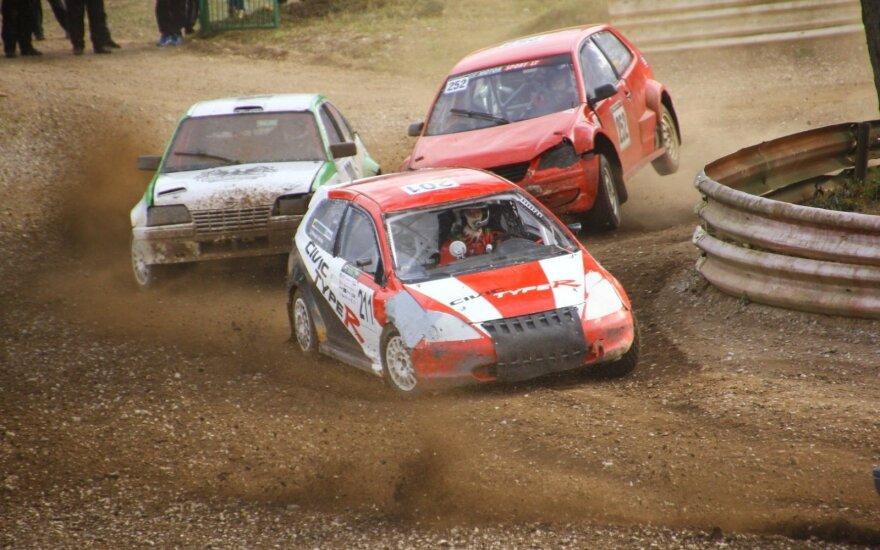 Automobilių kroso čempionatas