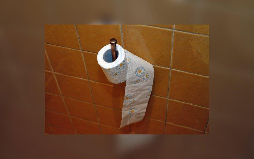Lietuvoje 25 mokyklos turi tik lauko tualetus