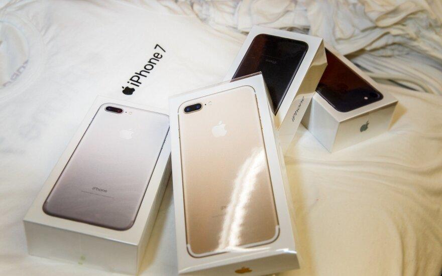 """Kodėl """"iPhone 8"""" bus toks brangus?"""
