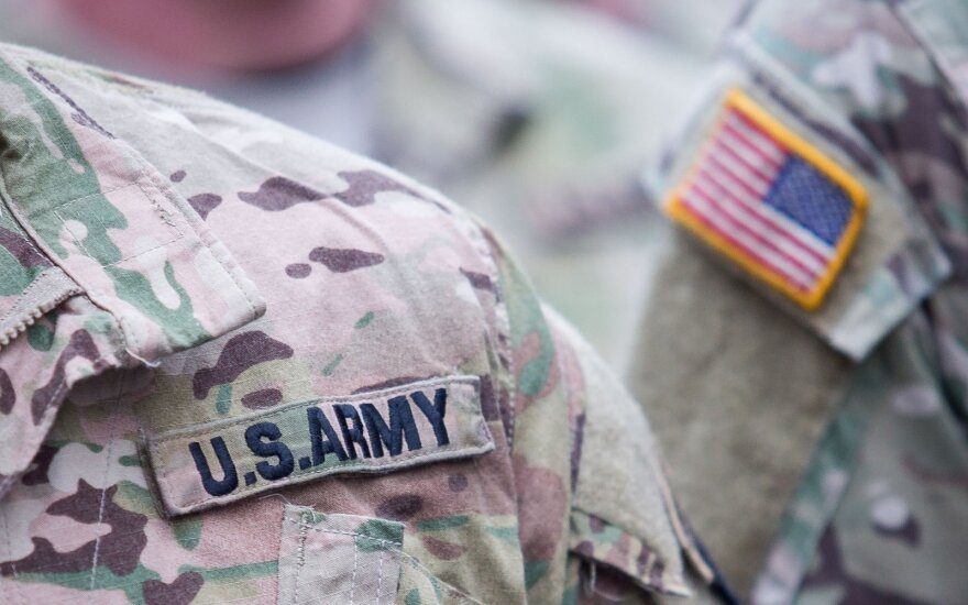 V. Pranckietis: JAV atstovai pagyrė Lietuvos kariuomenę