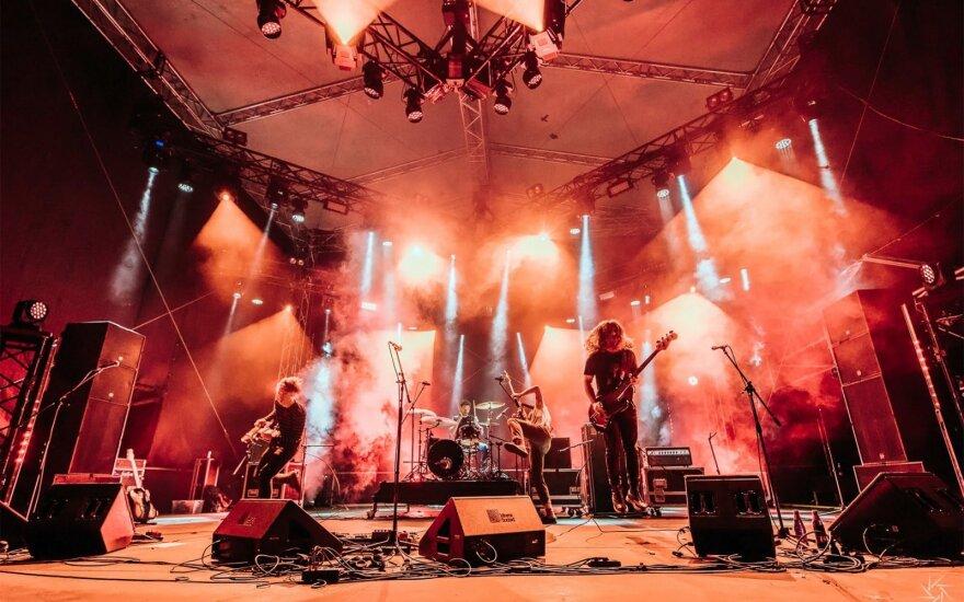 """Liepos 16-19 dienomis Anykščiuose dvyliktą kartą įvyks festivalis """"Devilstone"""""""