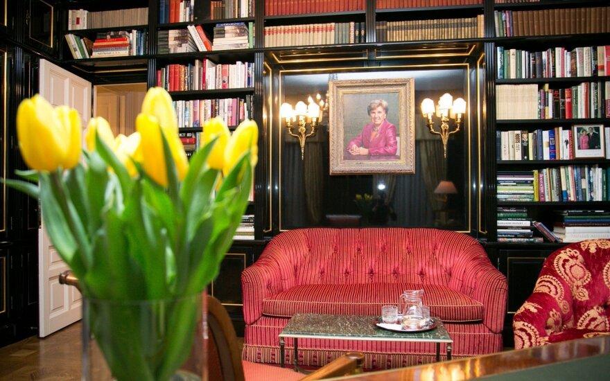Išskirtinė galimybė pažvelgti į Vilniaus širdyje įsikūrusią Kazickų rezidenciją