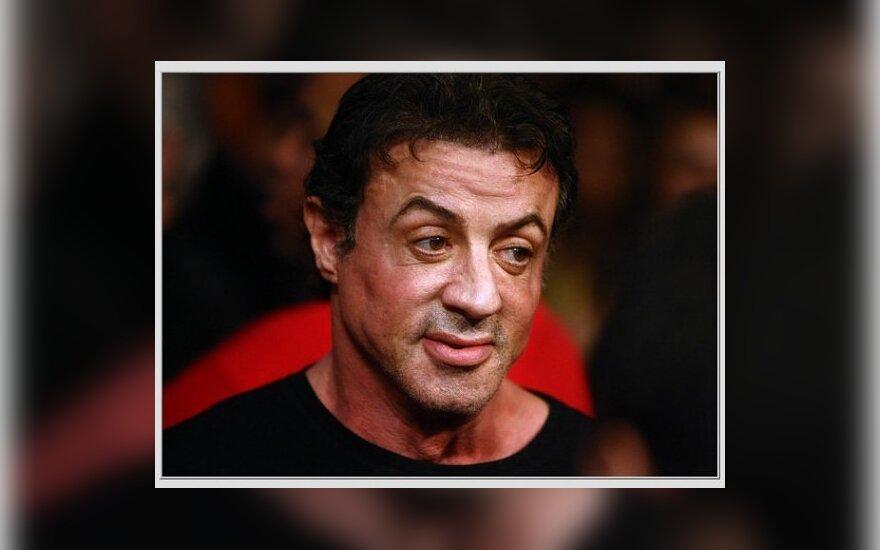Aktorius Sylvesteris Stallone