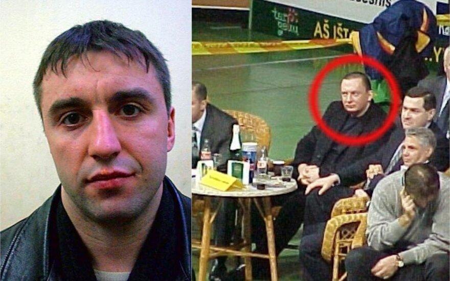 Remigijus Daškevičius ir Rolandas Dromantas