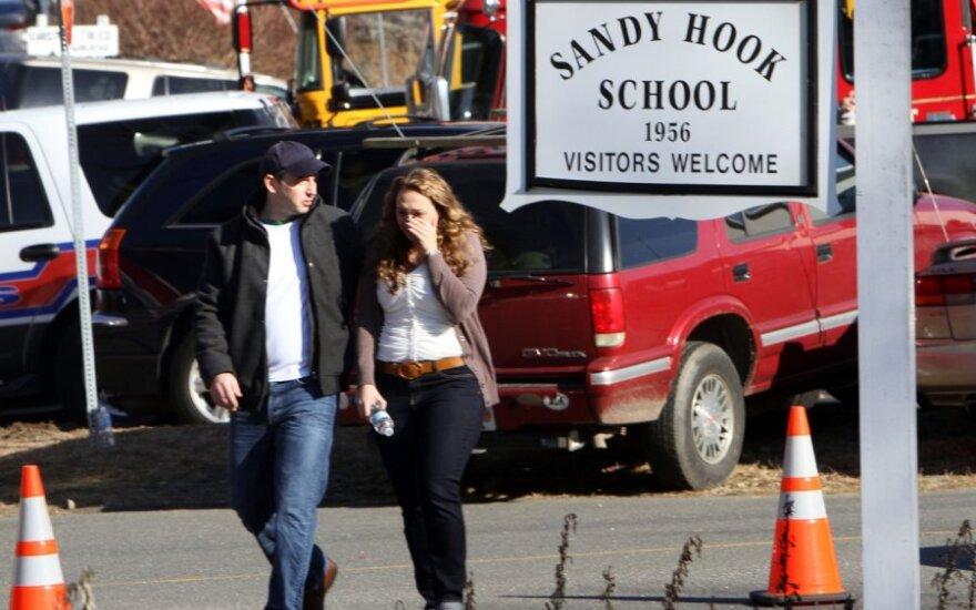 šaudymas JAV mokykloje