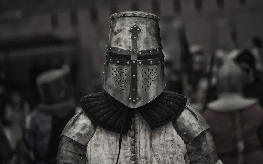 Dramatiška ir paslaptinga Tamplierių ordino istorija: ar jie vis dar valdo pasaulį?