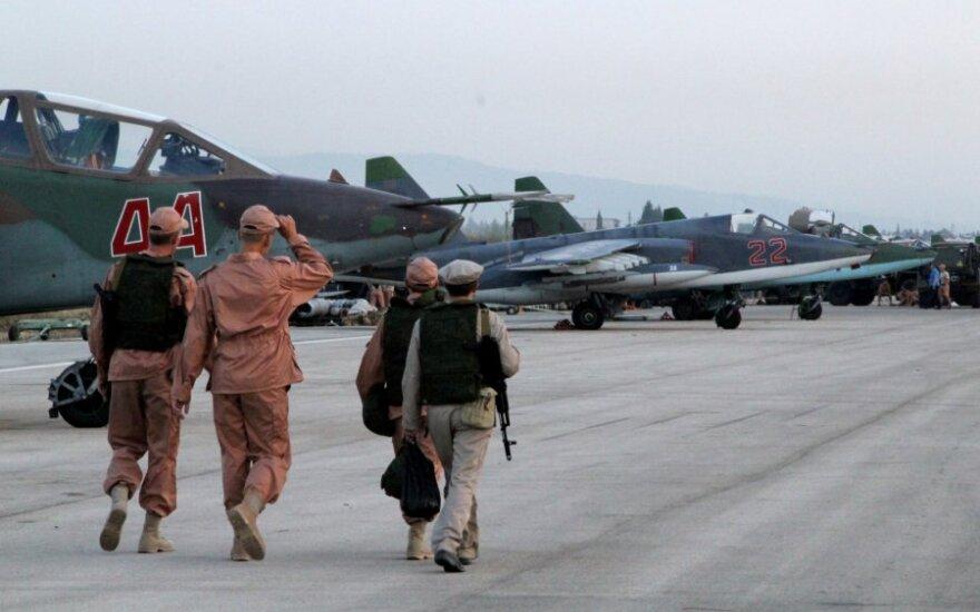 R. Kadyrovas prašo V. Putino leidimo siųsti savo karius į Siriją: mums tai taps švente