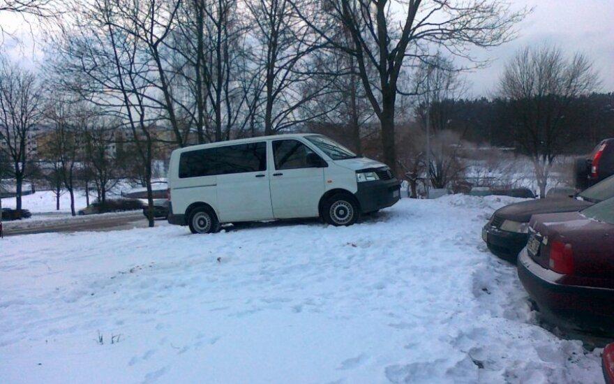 Vilniuje, Architektų g. 2012-02-05