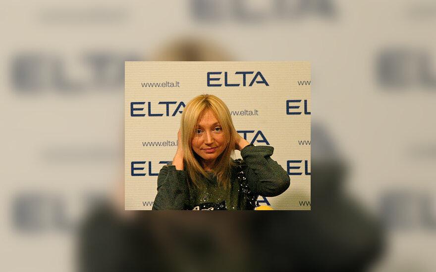 Kristina Orbakaitė