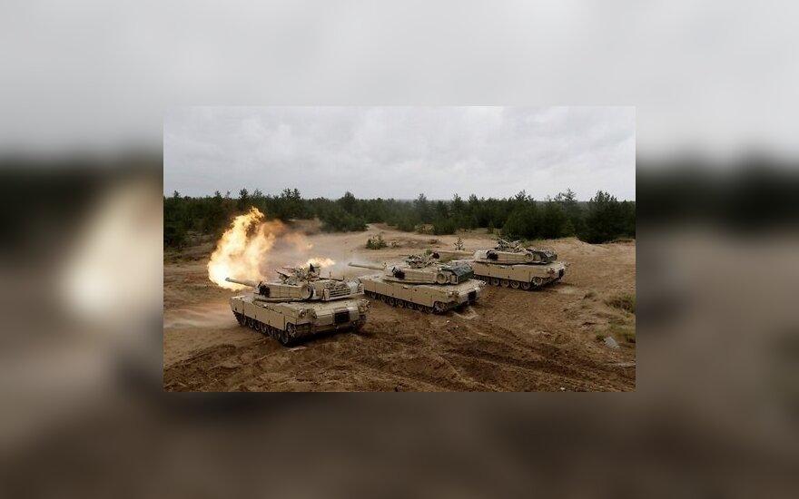"""Tanks """"Abrams"""""""