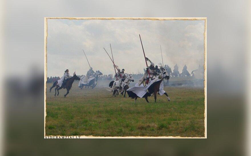 Žalgirio mūšio jubiliejus Lietuvai - proga priminti apie save