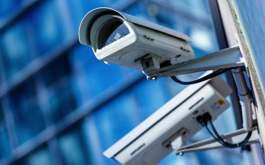 Lithuanian airports plan to update their CCTV systems
