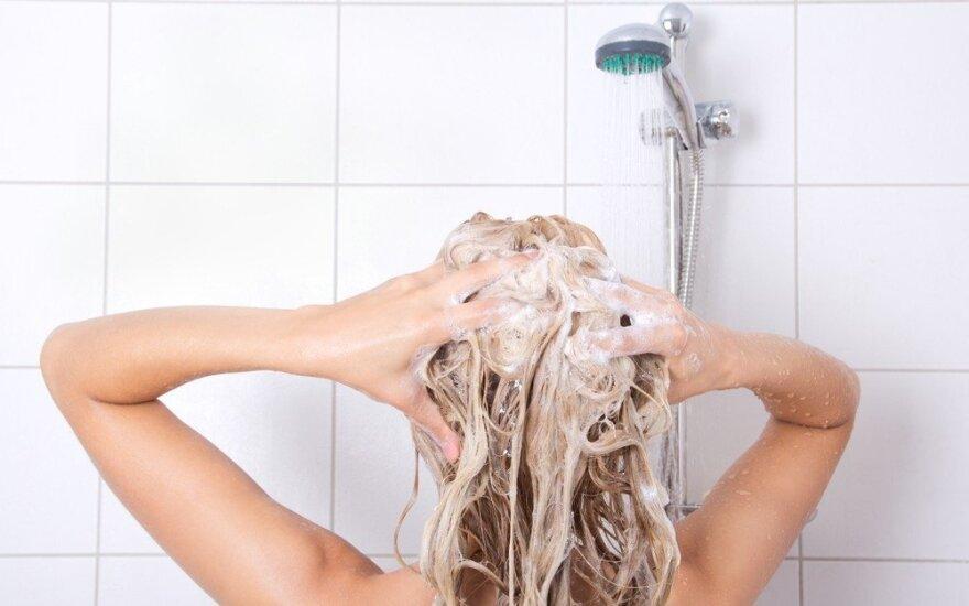Plauna plaukus