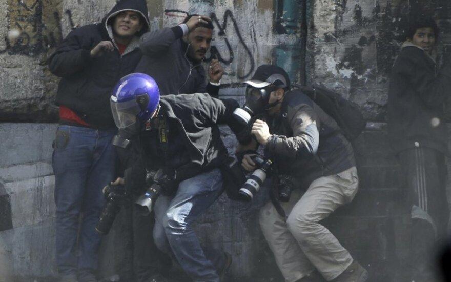 Sumaištis dėl Egipto: ES šaukia skubų susitikimą