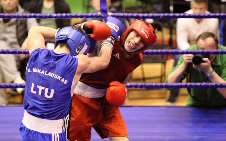 Jubiliejiniame D. Pozniako bokso turnyre – dalyvių rekordas