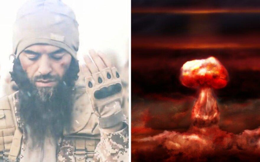 """Ekspertai dėl """"Islamo valstybės"""" piešia košmarišką scenarijų"""