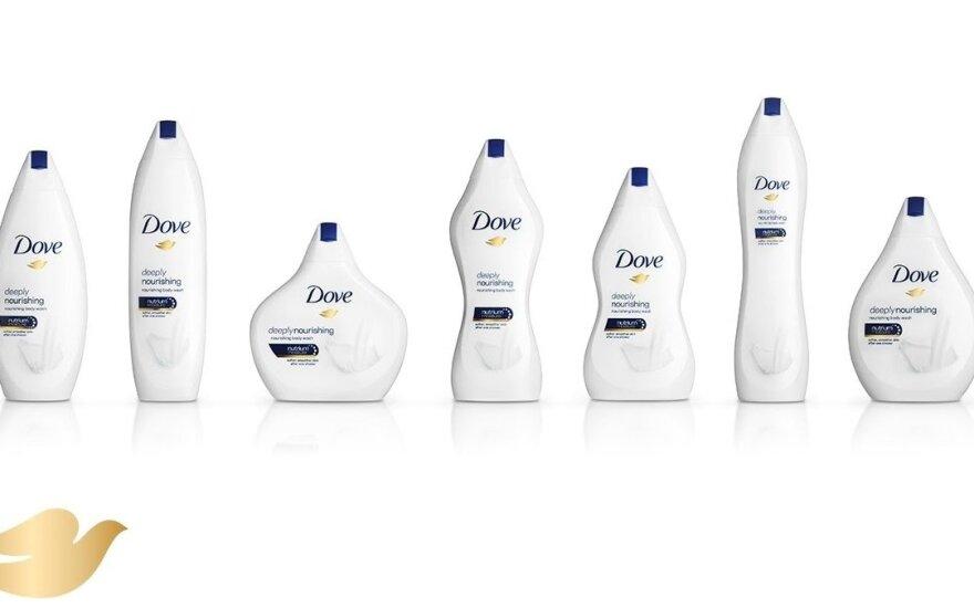 """""""Dove"""" atsiprašė už """"rasistinę"""" muilo reklamą"""