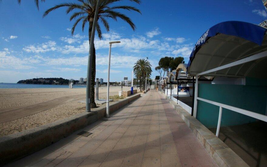 Linas Kojala. #31PandemijosDiena: kaip prancūzų turistai prasmunka į Ispaniją