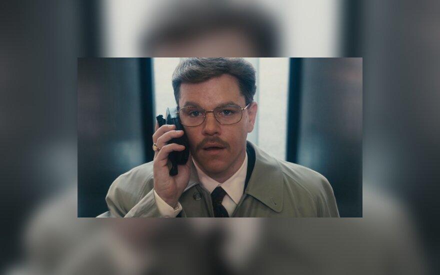 """Mattas Damonas       Nuotr. iš """"Garsų pasaulio įrašų"""" archyvo"""