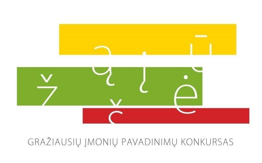 Balsavimas: išrinkite gražiausią lietuvišką įmonės pavadinimą