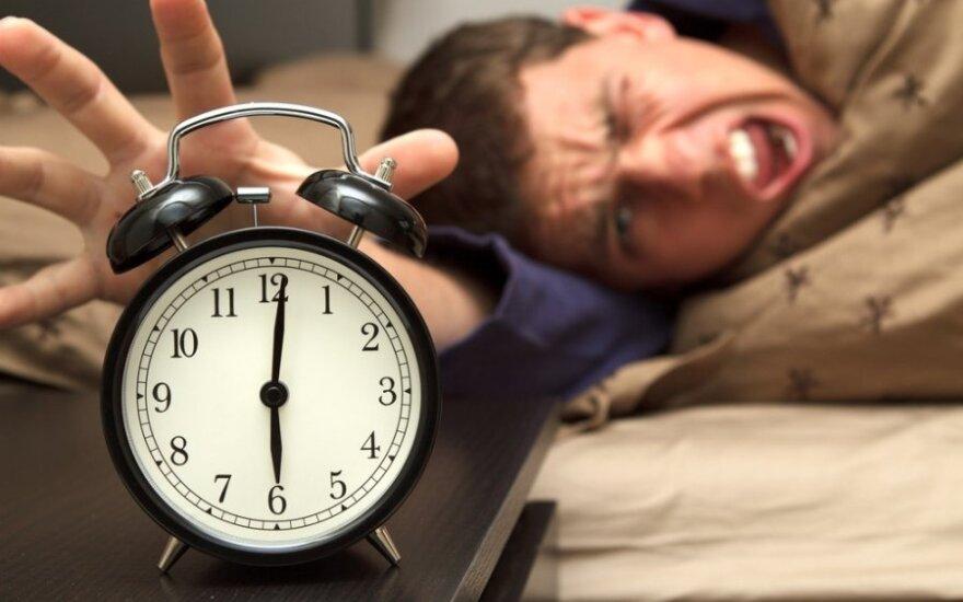 9 ryto klaidos, kurios kenkia sveikatai