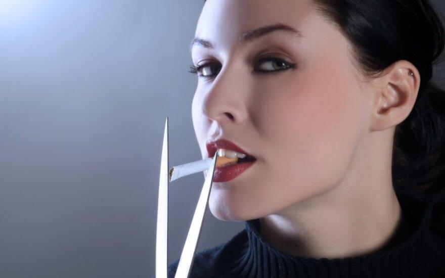 Strasbūre spręsis mėtinių ir plonų cigarečių likimas