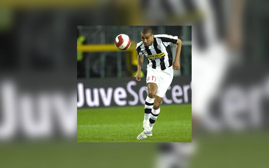 """Davidas Trezeguet (""""Juventus"""")"""