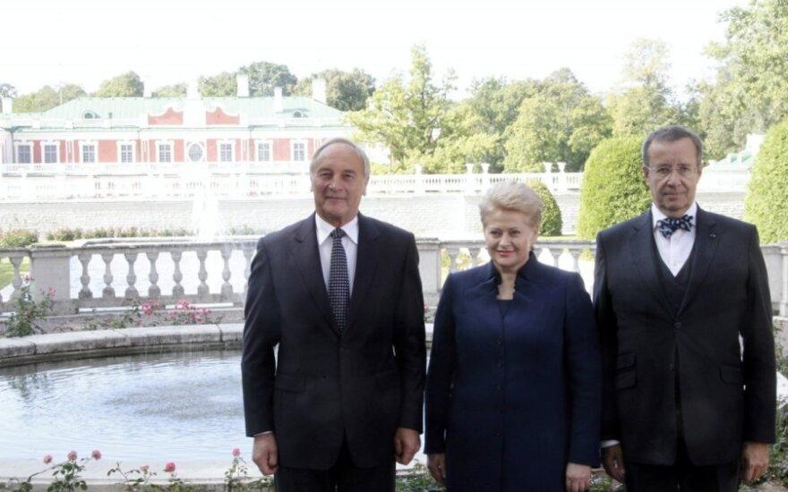 """Baltijos šalims – """"Auksinės Viktorijos"""" apdovanojimas"""