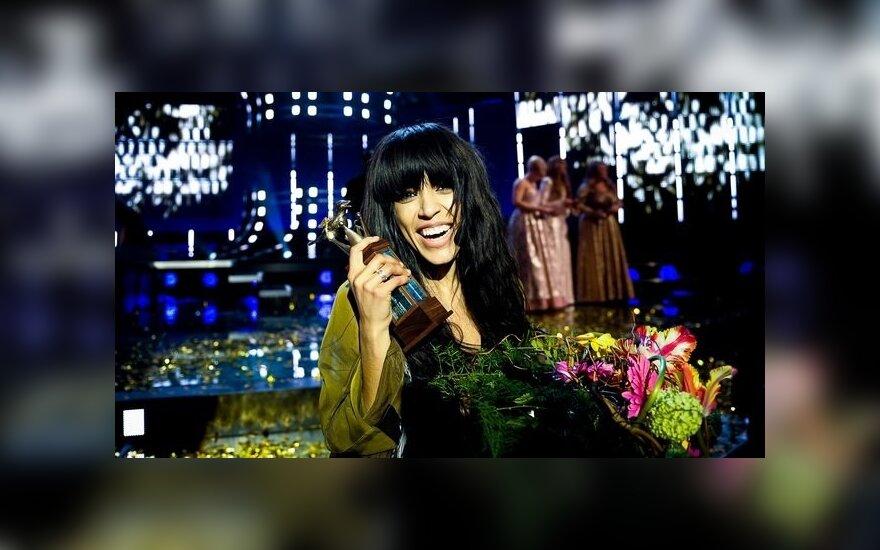 """Švedijos atstovė """"Eurovizijoje"""" Loreen"""