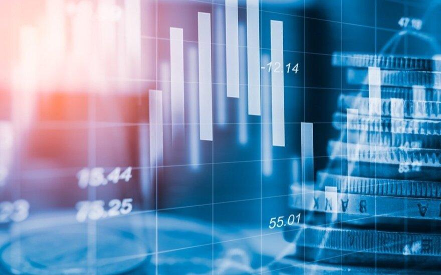 Europos akcijų indeksai kopia aukštyn