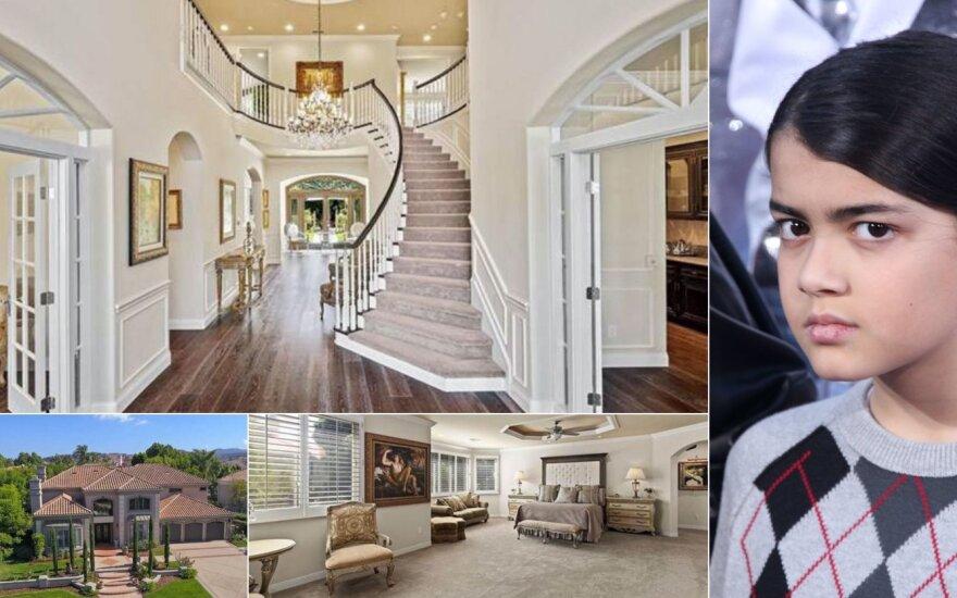 Namas, kurį nusipirko Prince Michael Jackson II (Blanket)