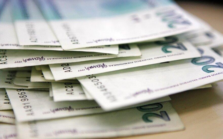 Dvi liberalios partijos paskutiniais 2011 m. mėnesiais iš verslo gavo beveik 1,12 mln. Lt