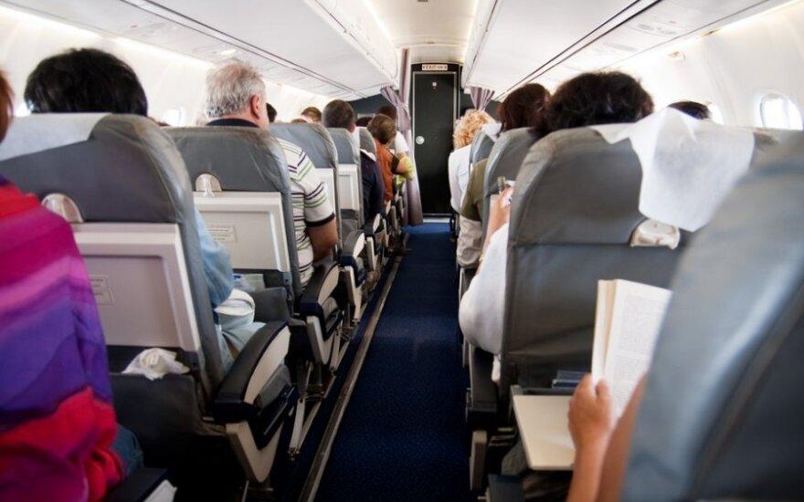 Nuo balandžio – naujas draudimas lėktuvų kroviniams