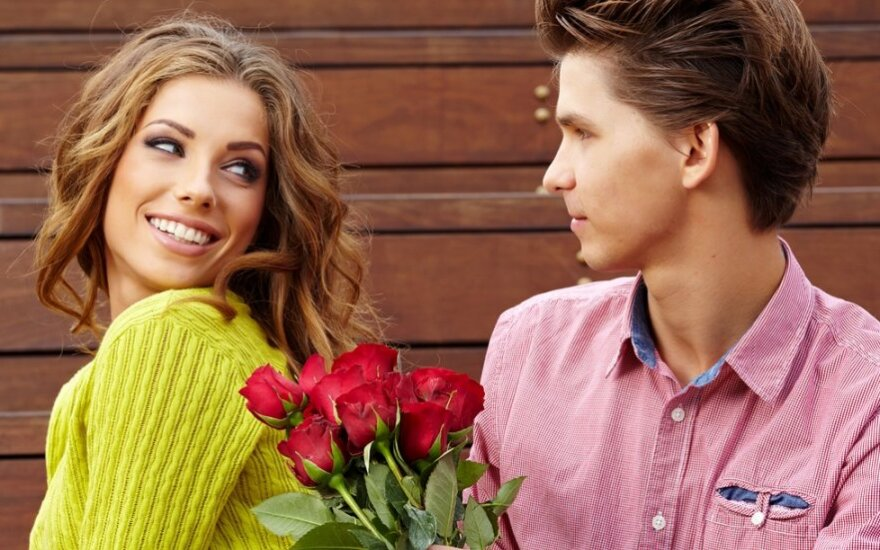 Valentino dieną Amerikoje laukiama tikro sužadėtuvių bumo