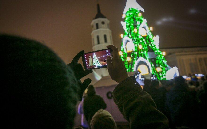 Atkirtis peikiantiems Vilniaus eglutę – dar vienas pasaulinis titulas