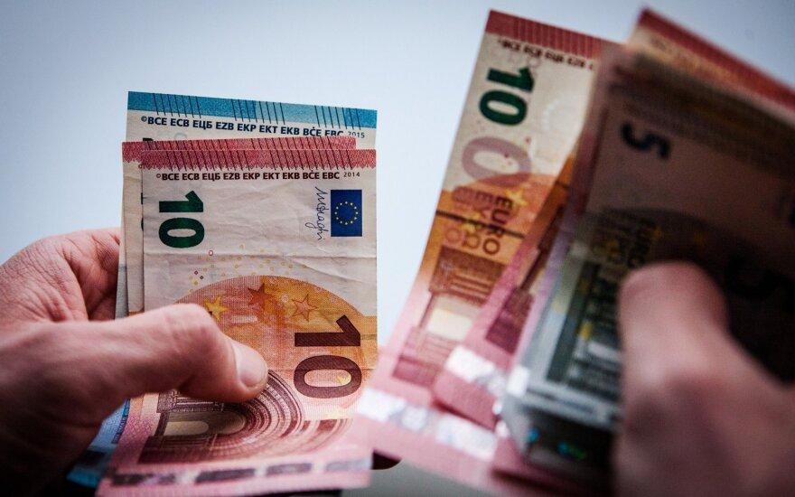 TVF pasiūlymas nepatiks mažai uždirbantiems