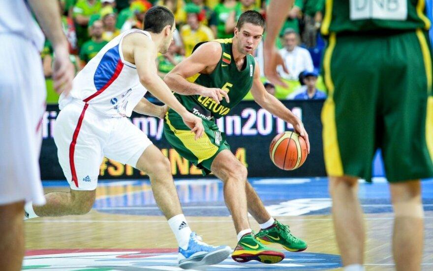 Jei nesiseka darbe, galite kaltinti Lietuvos krepšininkus