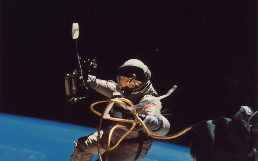 Astronautas kosmose